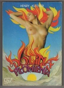 Okładka książki Dolina płomienia