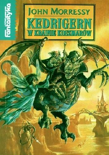 Okładka książki Kedrigern w krainie koszmarów