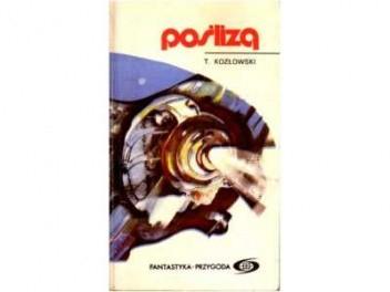 Okładka książki Poślizg