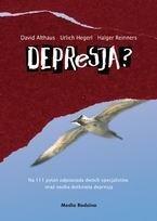 Okładka książki Depresja? Na 111 pytań odpowiada dwóch specjalistów oraz osoba dotknięta depresją