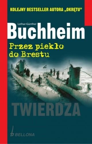 Okładka książki Przez piekło do Brestu