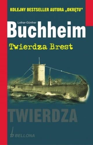 Okładka książki Twierdza Brest