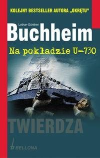 Okładka książki Na pokładzie U-730