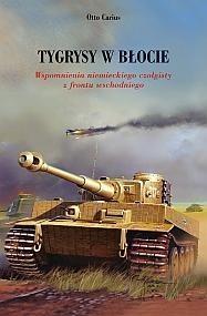 Okładka książki Tygrysy w błocie
