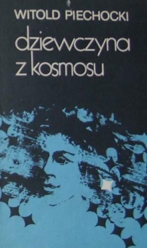 Okładka książki Dziewczyna z kosmosu