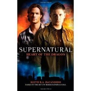 Okładka książki Supernatural: Heart of the Dragon