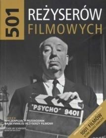 Okładka książki 501 reżyserów filmowych