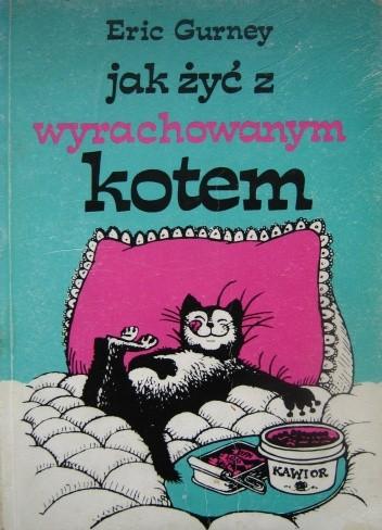 Okładka książki Jak żyć z wyrachowanym kotem