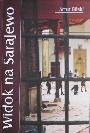 Okładka książki Widok na Sarajewo