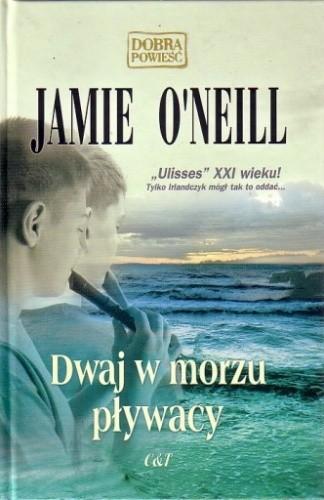 Okładka książki Dwaj w morzu pływacy