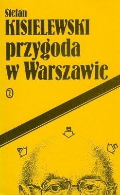 Okładka książki Przygoda w Warszawie