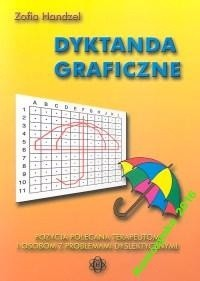 Okładka książki Dyktanda graficzne