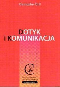 Okładka książki Dotyk i komunikacja. Podręcznik