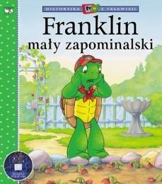 Okładka książki Franklin mały zapominalski