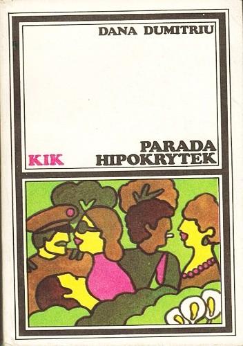 Okładka książki Parada Hipokrytek