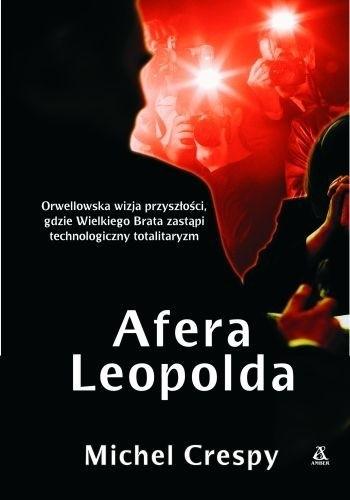 Okładka książki Afera Leopolda