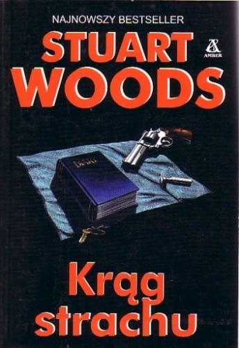 Okładka książki Krąg strachu