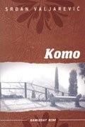 Okładka książki Komo