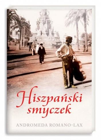 Okładka książki Hiszpański smyczek