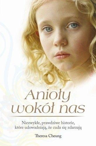Okładka książki Anioły wokół nas