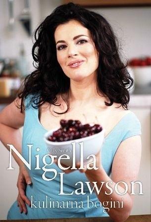 Okładka książki Nigella Lawson Kulinarna Bogini