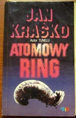 Okładka książki Atomowy ring