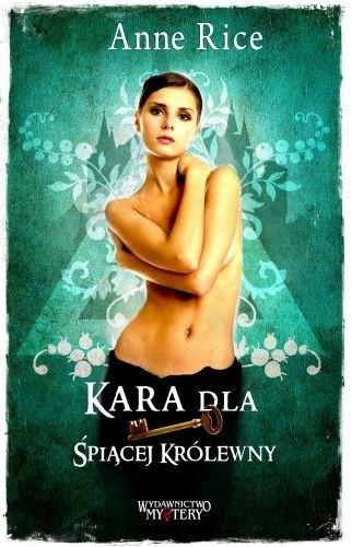 Okładka książki Kara dla Śpiącej Królewny