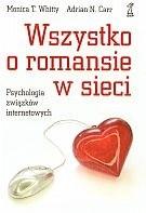 Okładka książki Wszystko o romansie w sieci. Psychologia związków internetowych