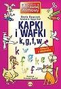 Okładka książki KAPKI I WAFKI