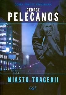 Okładka książki Miasto tragedii