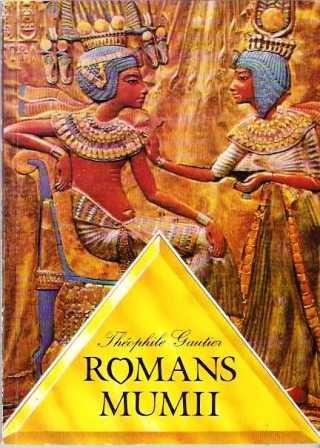 Okładka książki Romans mumii