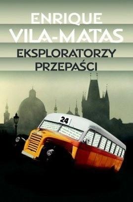 Okładka książki Eksploratorzy przepaści