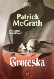 Okładka książki Groteska