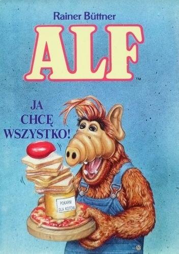 Okładka książki Ja chcę wszystko!