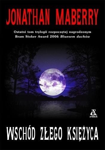Okładka książki Wschód Złego Księżyca
