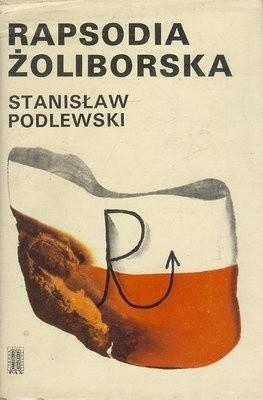 Okładka książki Rapsodia żoliborska