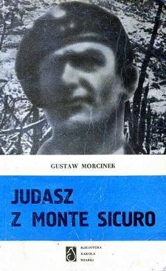 Okładka książki Judasz z Monte Sicuro