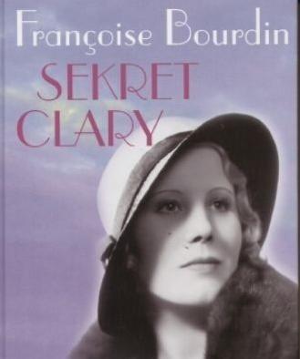Okładka książki Sekret Clary
