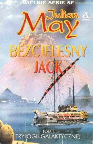 Okładka książki Bezcielesny Jack