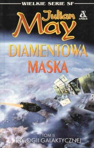 Okładka książki Diamentowa Maska