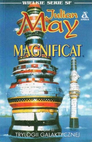 Okładka książki Magnificat