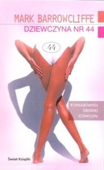 Okładka książki Dziewczyna nr 44