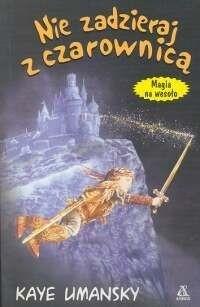 Okładka książki Nie zadzieraj z czarownicą