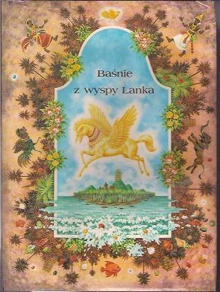 Okładka książki Baśnie z wyspy Lanka