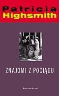 Okładka książki Znajomi z pociągu