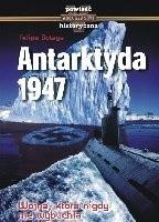 Okładka książki Antarktyda 1947