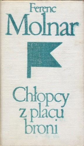 Okładka książki Chłopcy z placu broni