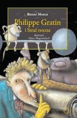 Okładka książki Philippe Gratin i Straż nocna