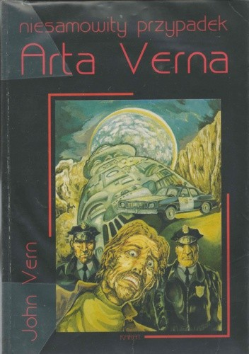 Okładka książki Niesamowity przypadek Arta Verna