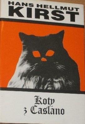 Okładka książki Koty z Caslano